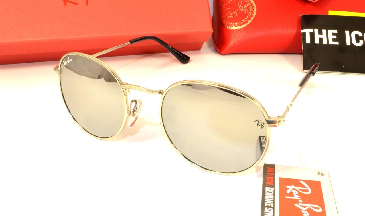 ce2a97c030c9 Популярные Солнцезащитные Очки Рай Бан , Очки Круглые (реплика) — в  Категории