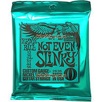Струны Ernie Ball 2626 Not Even Slinky Drop Tuning 12-56
