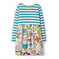 Платье для девочки Wild Flowers Jumping Meters