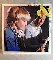 CD диск Karin Krog & Bengt Hallberg , фото 1