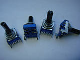 Потенциометр типа ALPS b10k 20mm для  пультов, звуковых карт, фото 2