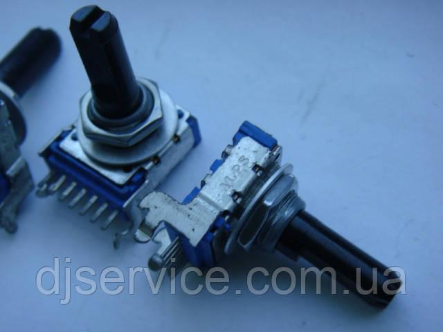 Потенциометр типа ALPS b10k 20mm для  пультов, звуковых карт