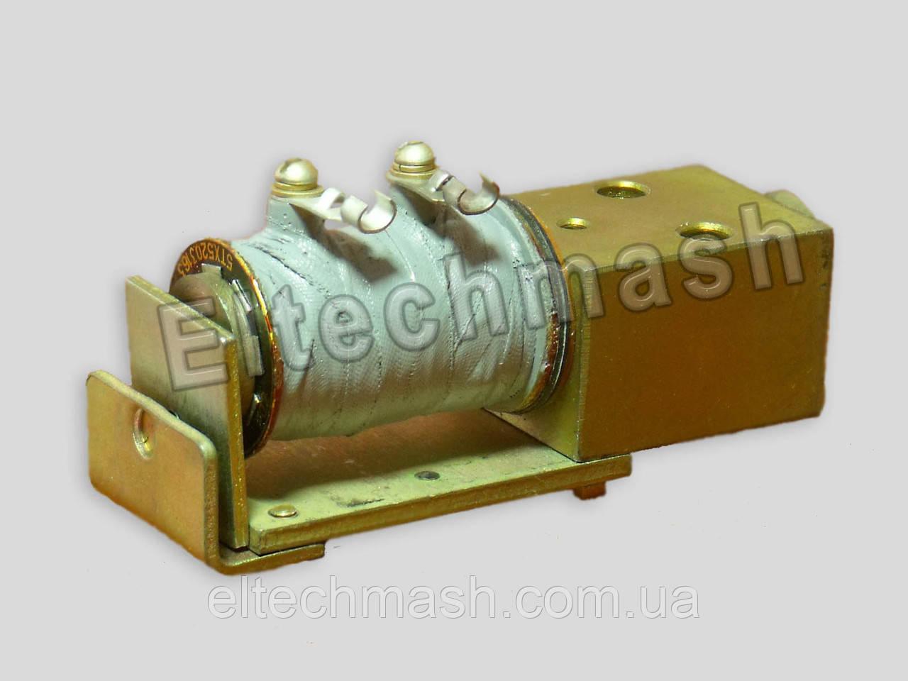 Вентиль электропневматический ВВ-1 У3 (75В), БИЛТ.677139.002-02, (2ТХ.956.000)