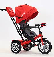 Новая модель Best Trike 6188B детского 3-х колесного велосипеда уже в продаже