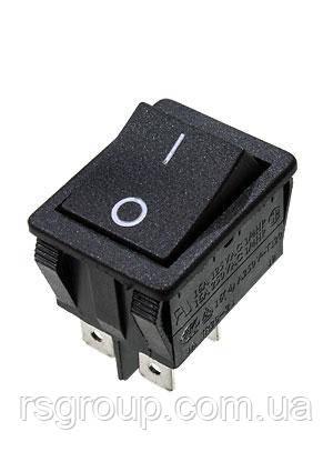 Клавишный переключатель КП-45-В 15А с возвратом