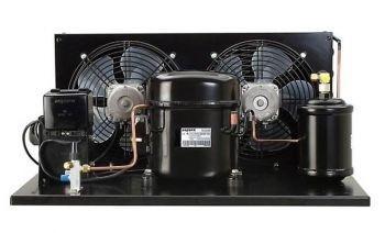 Холодильный агрегат UJ2212GK r-404a, r-507, embraco aspera