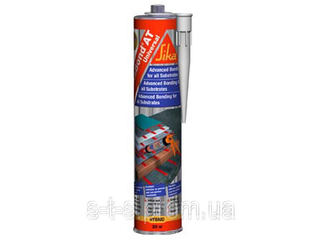 Монтажний клей поліуретановий / білий ® SikaBond -T2 300 мл