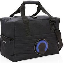 Сумка-холодильник XD Design Party speaker cooler bag P422.131 24 л