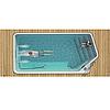 Композитный керамический бассейн Luxe Pools TOBA  - Размер  6х3х1.45 м