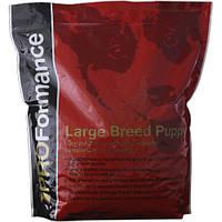 Корм PROFormance PFDPL15 с ягненком для щенков крупных пород 15 кг