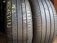 Шины бу 225/55 R17 Michelin
