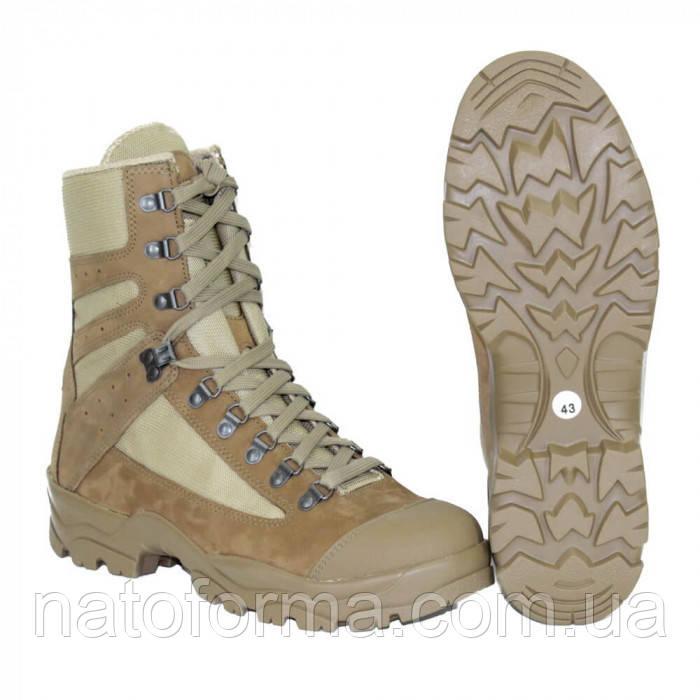 Ботинки, берцы Meindl Desert Combat