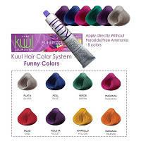 Краситель прямого действия Kuul Funny Color