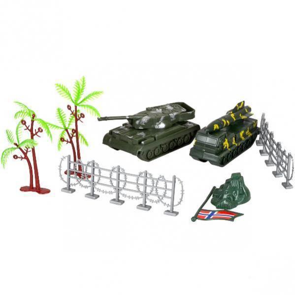 Набор «Военная техника» 3101 C-35