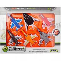 Набор самолетов игрушечных (8303)