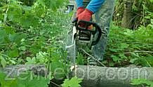 Спил деревьев, корчевка пней, уборка участка