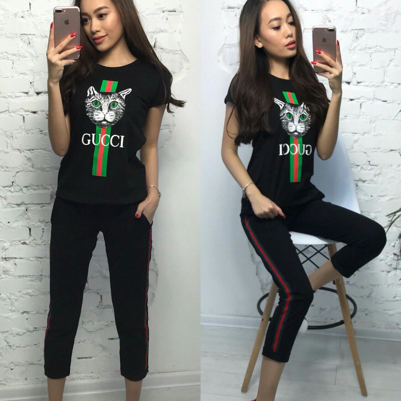 4d0f5f63e39f Женский костюм Gucci в расцветках - Интернет магазин одежды оптом  http   piknik-