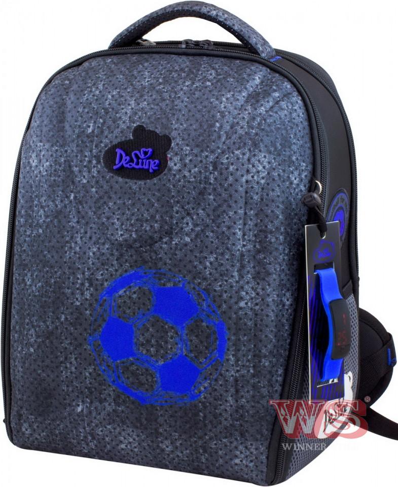 """Рюкзак каркасний """"De Lune"""" 7-144 , мешок, игрушка"""