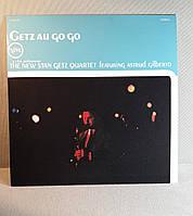 CD диск The New Stan Getz Quartet featuring Astrud Gilberto - Getz Au Go Go, фото 1
