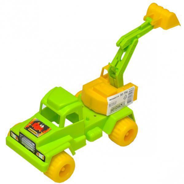 Машина «Буран» экскаватор (651643)