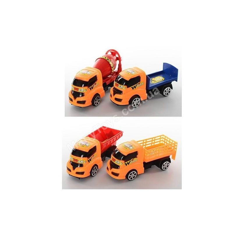 Машинка 3325-3328 A инер-я, в кульке
