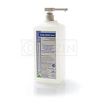АХД 2000 гель 1л-дезинфицирующие средства для гигиенической и хирургической обработки рук и кожи