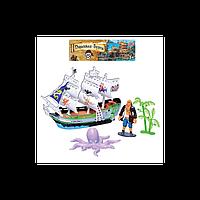 Набор пиратов с кораблем (M 0518 U/R)