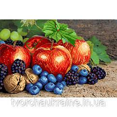 """Схема для вышивки бисером """"Райские плоды"""""""