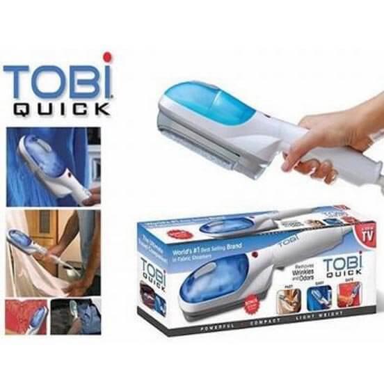 Щетка отпариватель для одежды ручной TOBI Travel Steamer 90c743f2b12fb