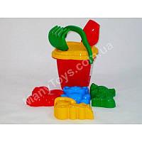 """Песочный набор """"Colorplast"""" 0985 """"Колокольчик"""" №2"""