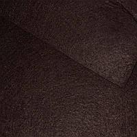 Войлок, фетр для рукоделия 0,9мм коричневый темный