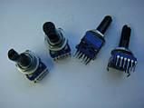 Потенциометр Howard W50k 25mm для пультов, фото 2