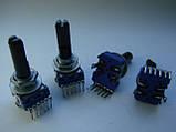 Потенциометр Howard W50k 25mm для пультов, фото 3