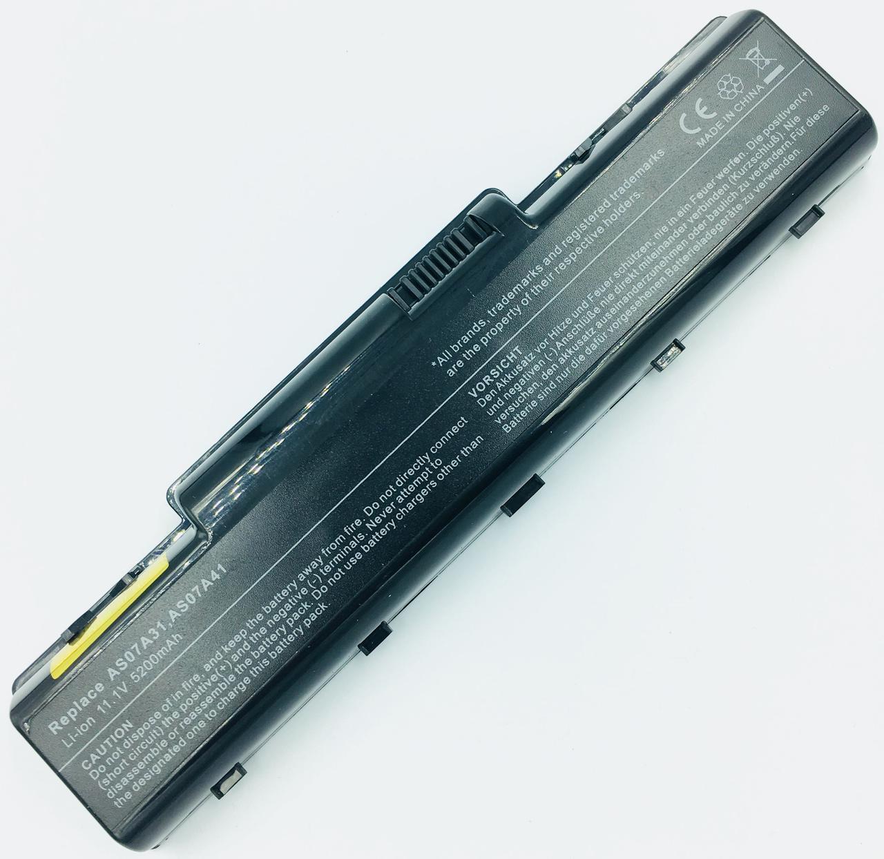 Батарея (аккумулятор) Acer AS07A41 (11.1V 5200mAh)