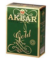 Чай Акбар Голд Green Tea 100г