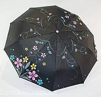 """Женский зонтик автомат с тефлоновой пропиткой от фирмы """"Max""""."""