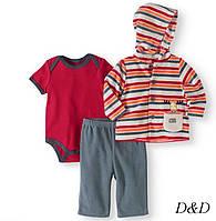 Брендовый комплект одежды для мальчика 3-6 месяцев Rene Rofe