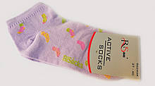 Носки женские короткие RiSocks