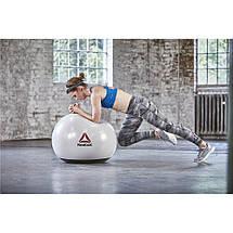 Мяч гимнастический Reebok RSB-16016 65 см, фото 3