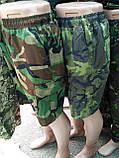 Мужские шорты камуфляжные с боковыми карманами, фото 2
