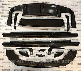 Carbon body kit for Bentley Bentayga