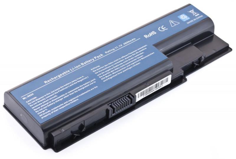 Батарея (аккумулятор) Acer Aspire 5715Z (11.1V 5200mAh)