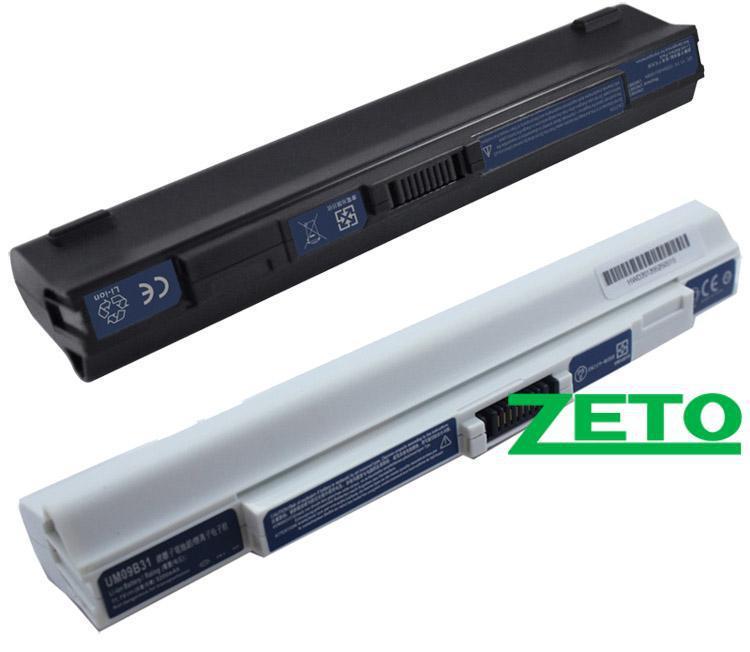 Батарея (аккумулятор) Acer Aspire One 751h (11.1V 5200mAh)