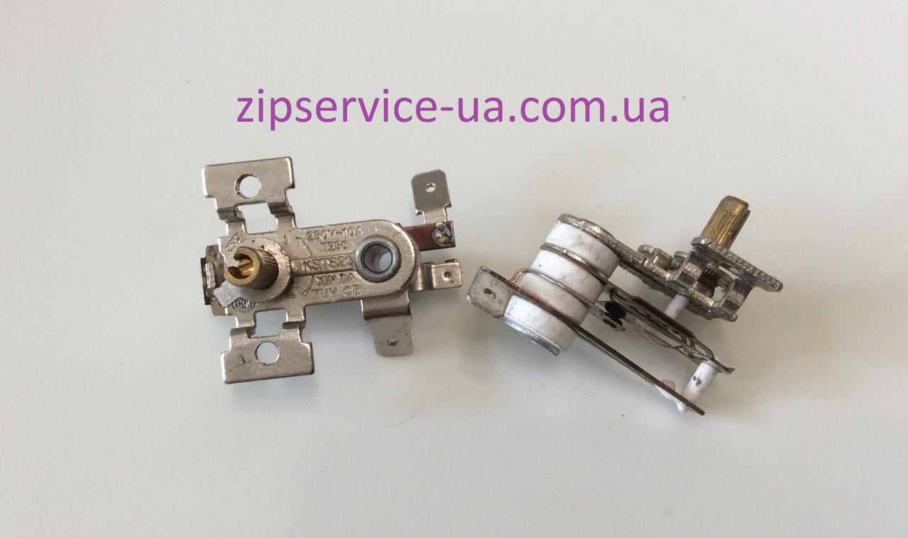 Терморегулятор KST820 250V-10A T250 Для электро плит обогревателей