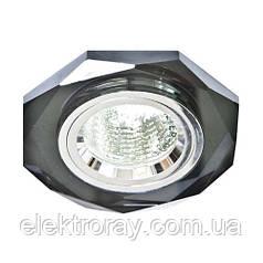 Светильник MR16 GU5.3 Feron серый/серебро