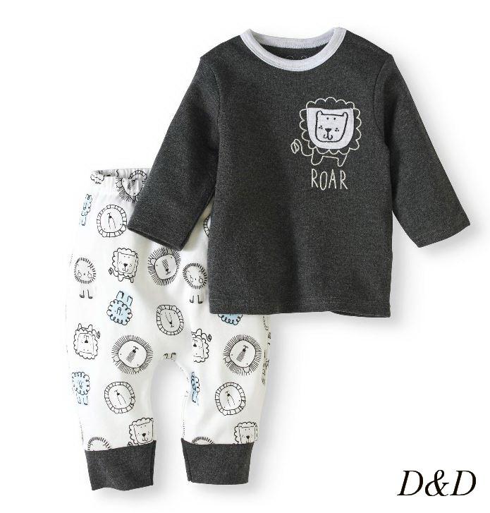 Комплект одежды для мальчика 6-9 месяцев Rene Rofe