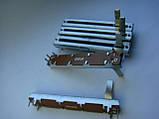 Фейдер FS 60мм,  b10k для Kurzweil K2000, Showtec dmx, Light Studio, фото 3