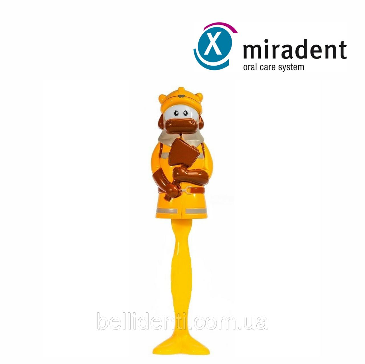 Зубная щетка для детей Kid's Brush, пожарник
