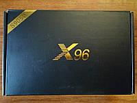 Smart TV приставка. Android TV-Box X-96 Maxi 2G/16G