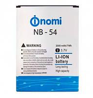 Аккумулятор к телефону Nomi NB-54 2000mAh
